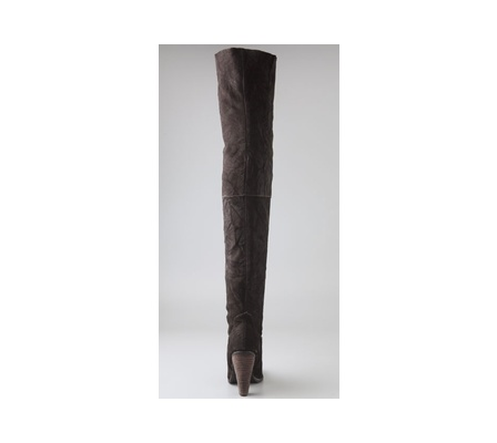Joe's Jeans - Imagine Suede Over The Knee Boots in brown (brown)   Lyst
