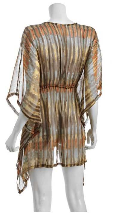 striped tie dye. Alexis - Brown Tie-dye Stripe