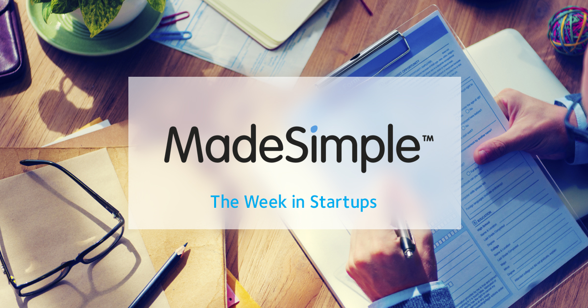 The Week in Startups