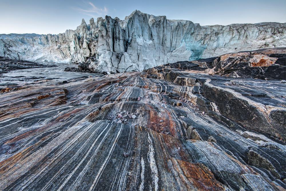 Kirsi MacKenzie: Russellin jäätikkö, Grönlanti