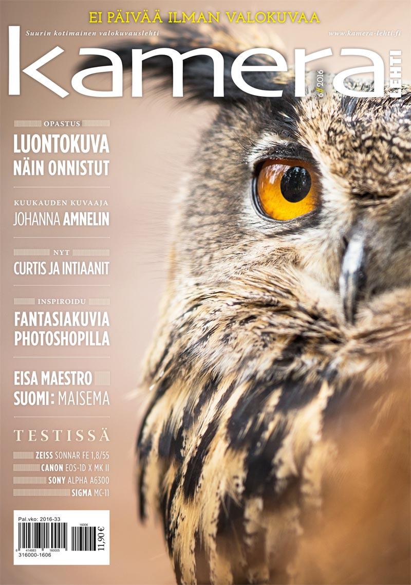Kamera-lehti 6/2016