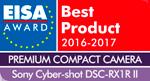 EUROPEAN-PREMIUM-COMPACT-CAMERA-2016-2017---Sony-Cyber-shot-DSC-RX1R-II