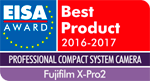 EUROPEAN-PROFESSIONAL-COMPACT-SYSTEM-CAMERA-2016-2017---Fujifilm-X-Pro2