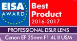 EUROPEAN-PROFESSIONAL-DSLR-LENS-2016-2017---Canon-EF-35mm-F1