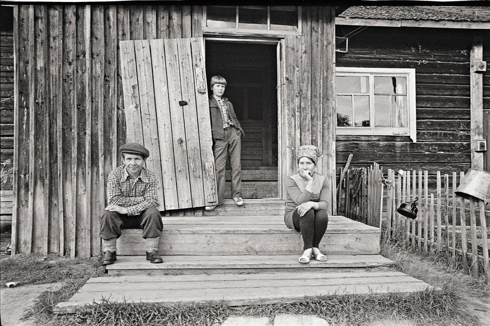 Caj Bremer kuvasi 1970- ja 1980-luvun taitteessa suljetun Neuvosto-Karjalan arkea.