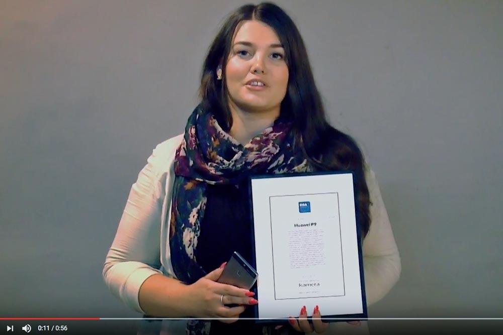 Eisa Awards -videot: Huawei