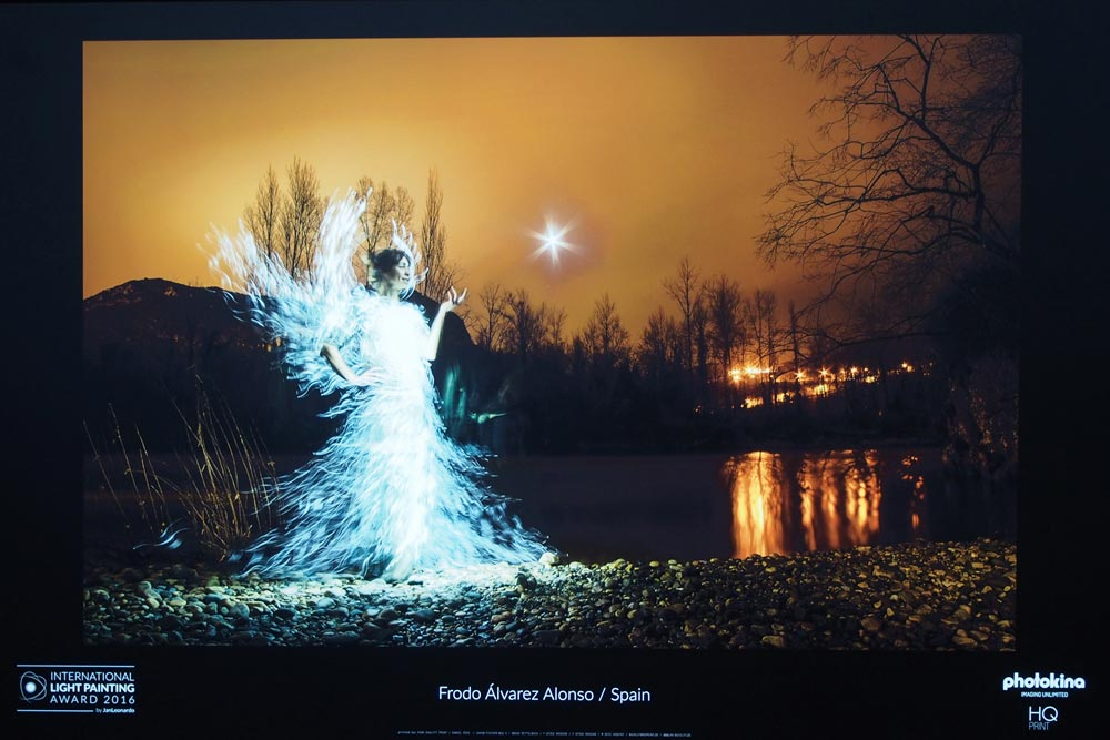 FrodoAlonso, International Light Painting Award 2016
