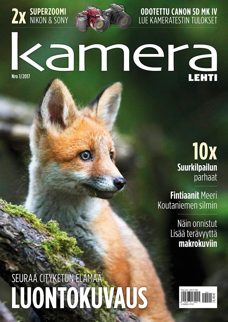 Kamera-lehti 1/2017