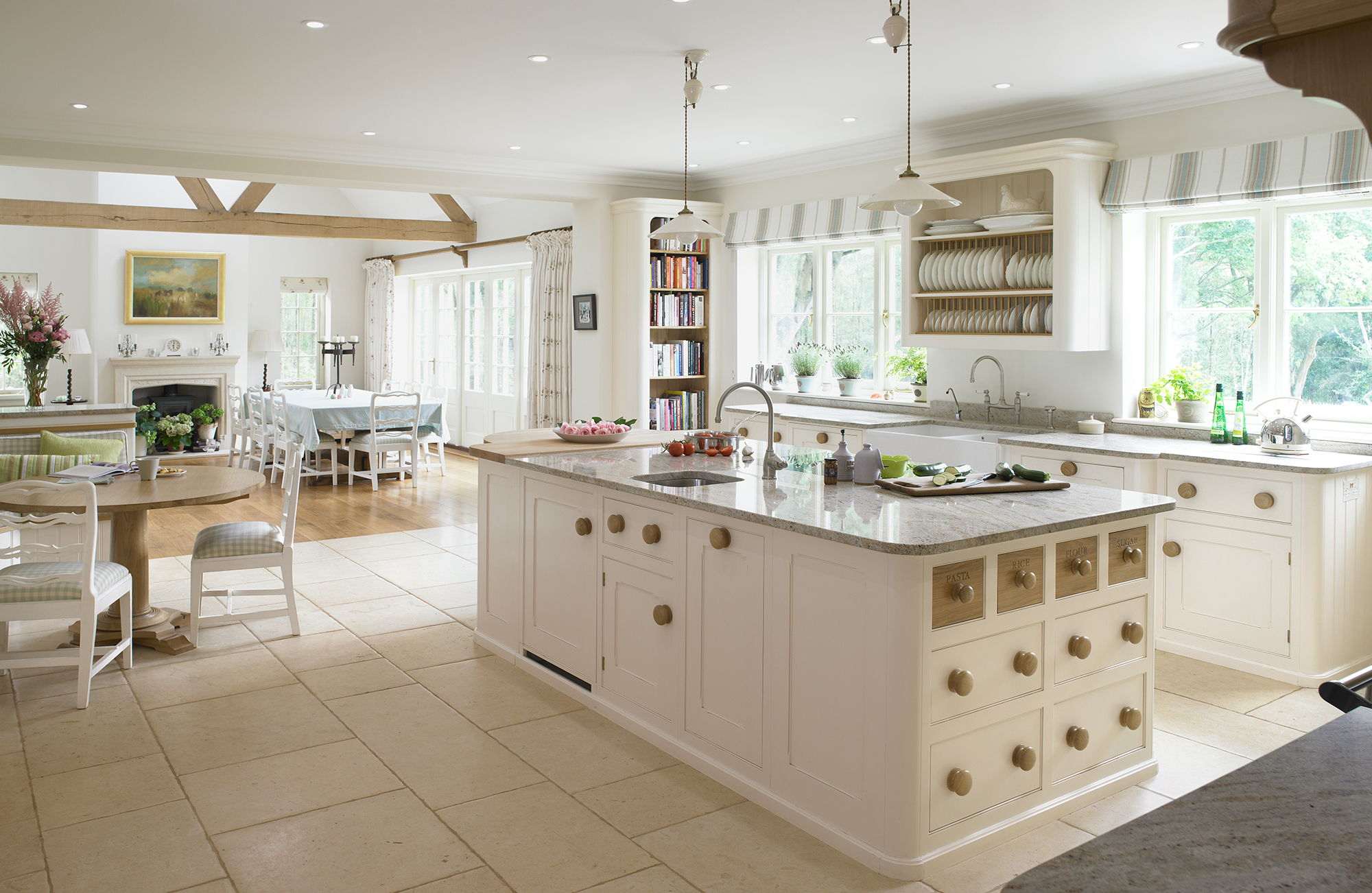 luxury bespoke kitchens the cook 39 s kitchen mark wilkinson