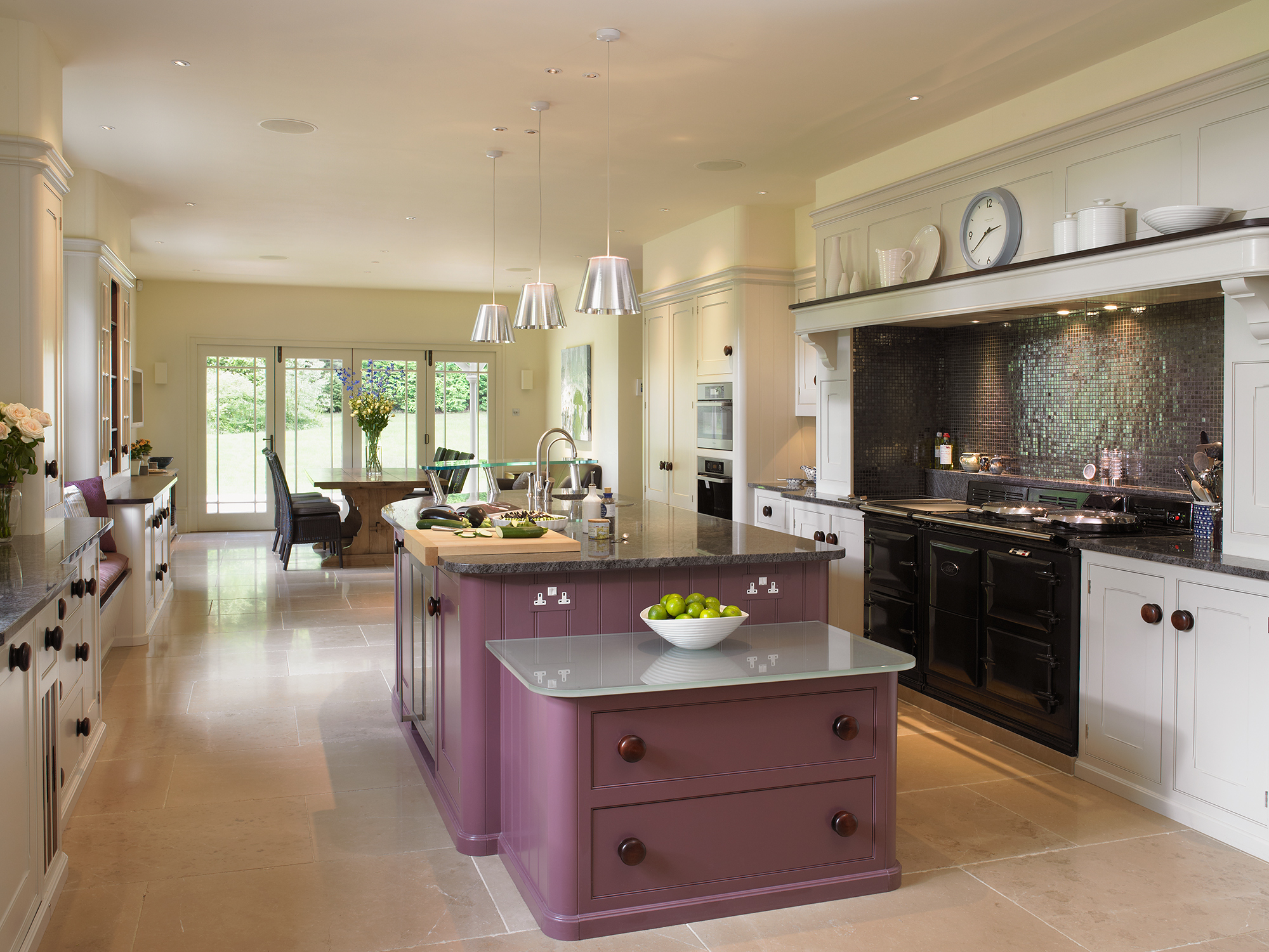 Luxury Bespoke Kitchens The Cook S Kitchen Mark Wilkinson