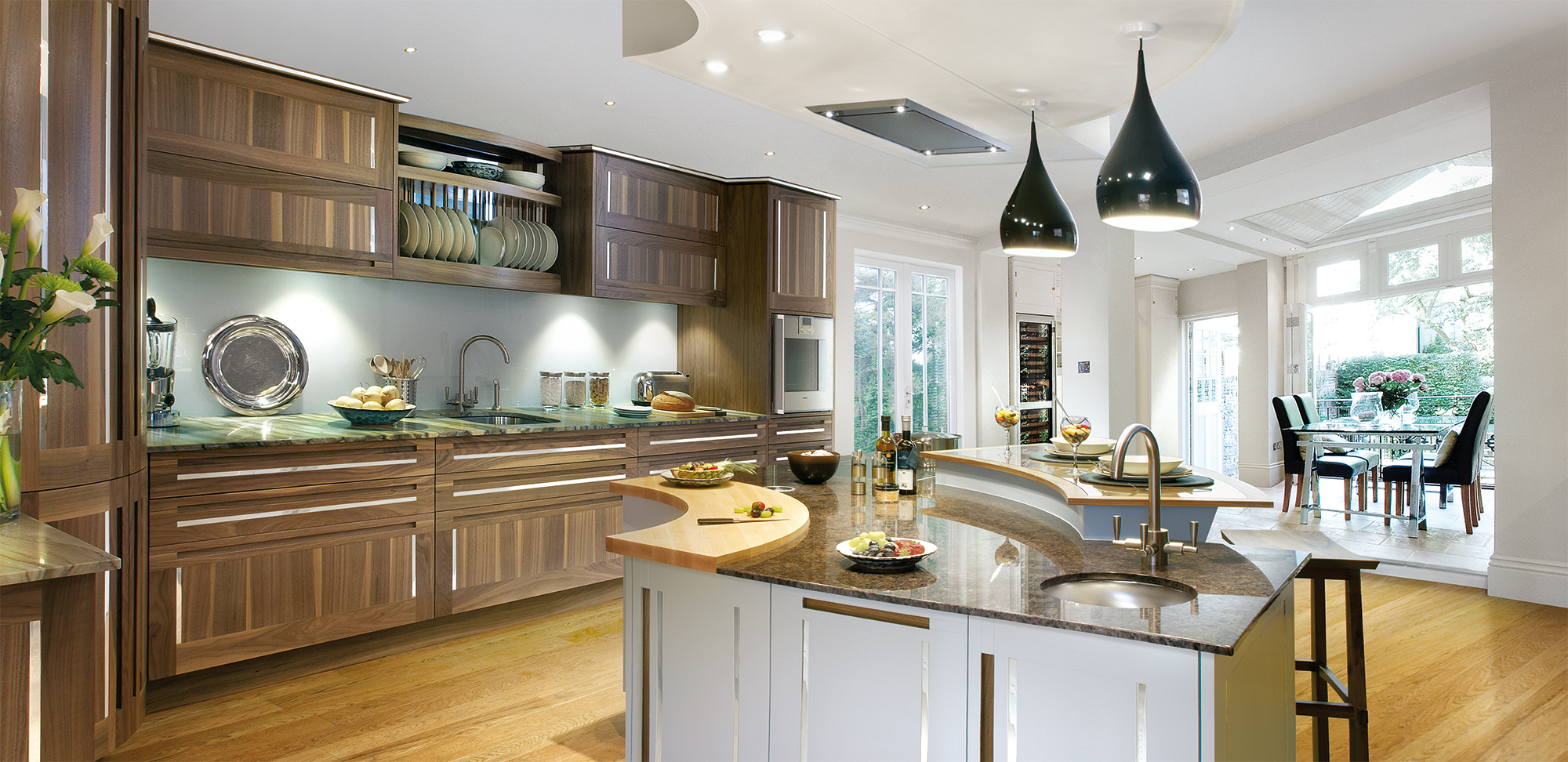Mark wilkinson furniture collection newlyn kitchen 6