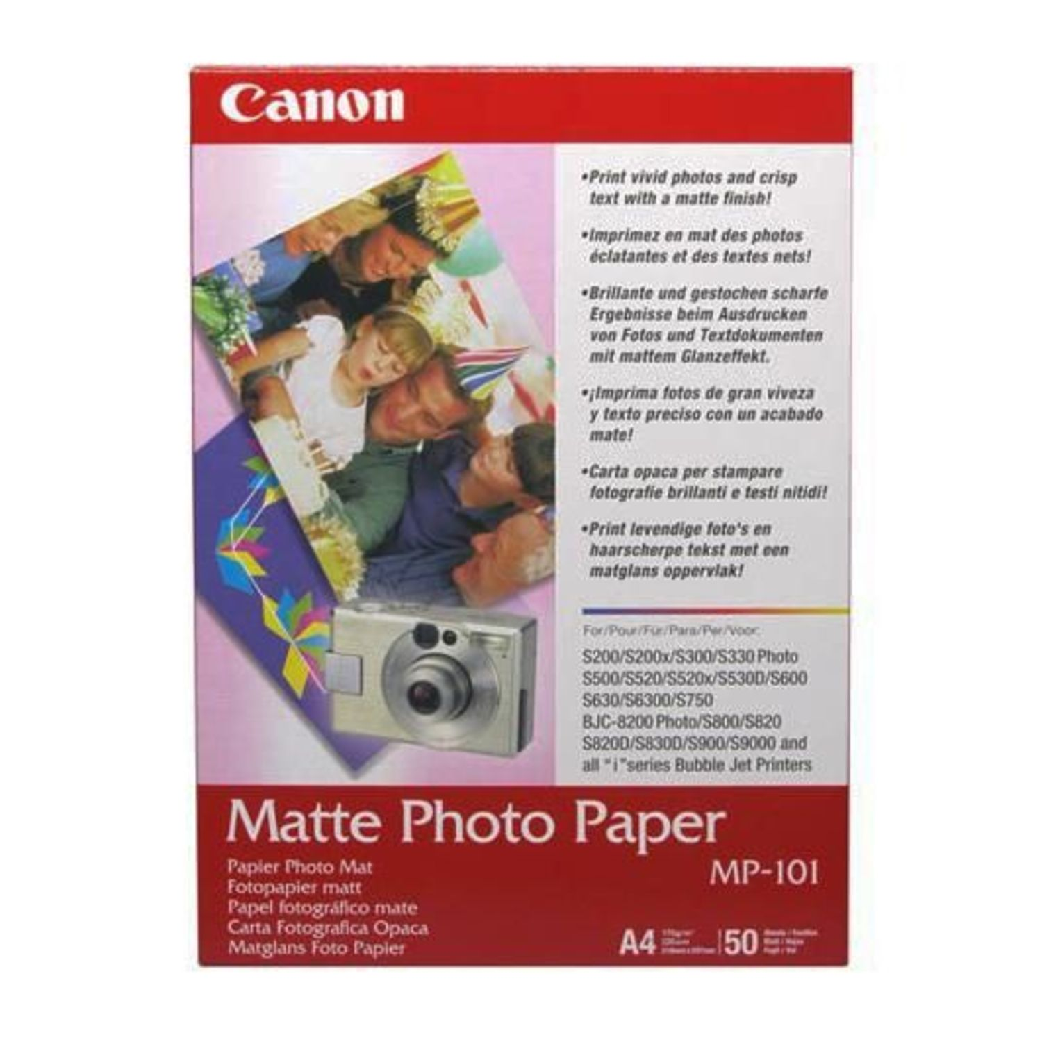 M Matte paper photo books