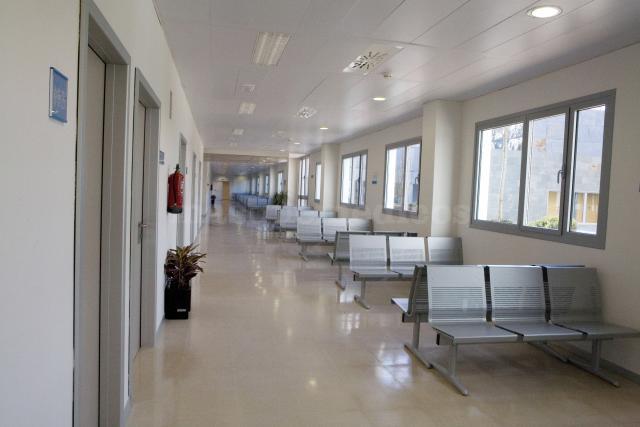 hospital san sebastian de los reyes: