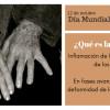 Día Mundial de la Artritis, 12 de Octubre