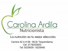 Carolina Ardila Holguín