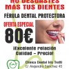 915652986    Ferula Dental Madrid en oferta especial en Clinica Dental Madrid