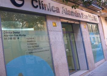 Cl nica alam n san mart n dentista - Clinica dental castellana ...
