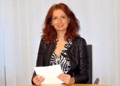 Carmen en la consulta