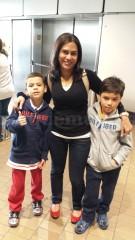 con mis hijos - Yesica Castillo Rivera