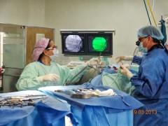 Cirugía de columna - Gabriel Vargas Grau