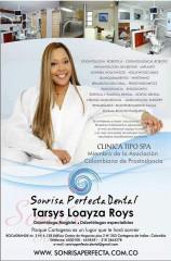 SONRISA PERFECTA DENTAL -  TARSYS LOAYZA ROYS - Tarsys Loayza Roys