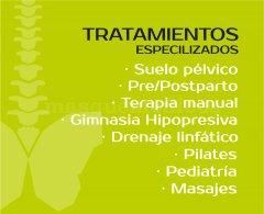 Sus tratamientos - Clínica Clara Martí
