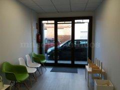 Sala de espera - Centre Mèdic Cubelles