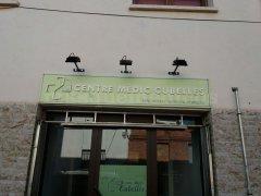 Entrada - Centre Mèdic Cubelles