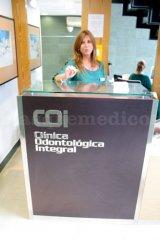 Recepción - Clínica Odontológica Integral Dr. Humberto Arias