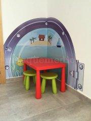 Espacio infantil - Clínica Dental Unoba Center