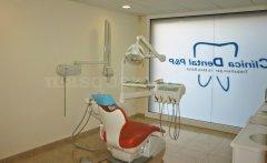 Gabinete dental - Clínica Dental P&P