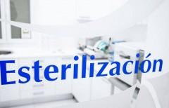 Sala de esterilización - Clínica Dental Caballero de Rodas