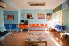 Sala de espera - Doctores Romero