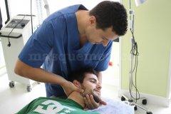 Durante un tratamiento - Clínica VASS