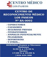 Centro Reconocimiento Médico Los Paseos