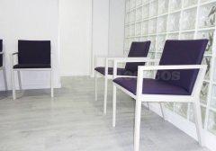 Sala de espera - Clínica Dental Sax