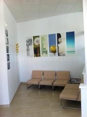 Sala de espera - Garzo Dental