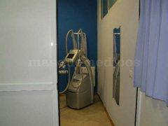 Cabina de fisioestetica - Centro Profesional de Recuperación Funcional