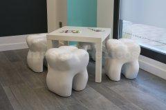 Espacio infantil - Centro Dental Rodríguez