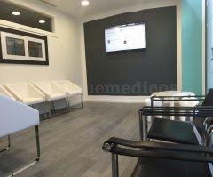 Sala de espera - Centro Dental Rodríguez