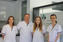 Equipo del Centro - Centro Dental Rodríguez