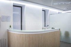 Recepción - Centro de Reconocimientos Médicos Torrero