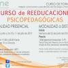 Curso de Reeducaciones Piscopedagógicas (Presencial y a Distancia) - EINE Centre de Psicologia
