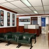 Recepción y sala de espera  - Dr. Guillermo Bernal