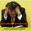 Insatisfacción laboral.  - Trastornos del sueño