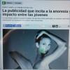 Influencia medios de comunicación en el desarrollo de la Anorexia y bulimia - Ximena Montero