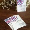 tarjetas de visita - Room Espacio de Psicología