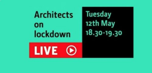 "Valerie Mulvin takes part in IAF's ""Architects On Lockdown"" Live Event - Tues 12th May 6:30pm"