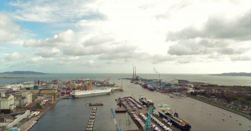 """Aerial Dublin"" film available on RTE Player"