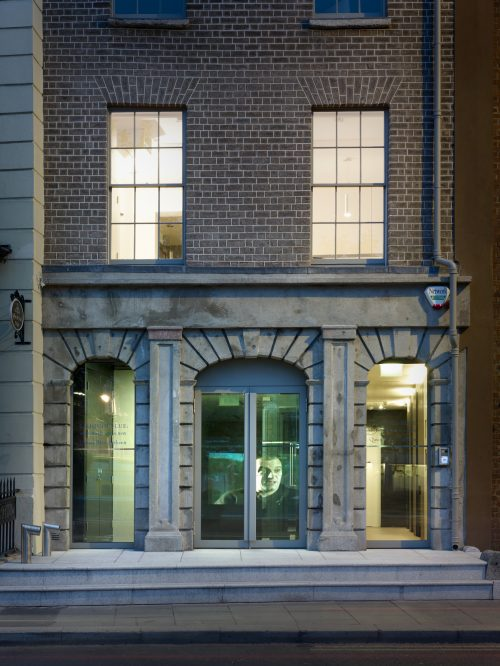 One House at a Time - Making contemporary Architecture in Georgian Dublin